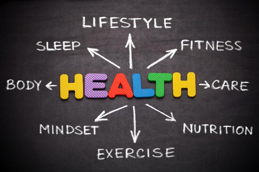 gesundheit in wort und bild